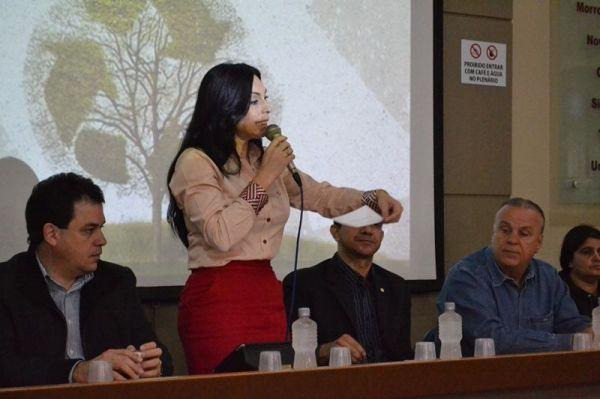 Geovania de Sá lança Frente Parlamentar da Reciclagem em Criciúma