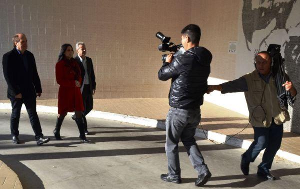 Programa 'Onde o Povo Está' da TV Câmara vai mostrar cotidiano da deputada Geovânia de Sá em Criciúma