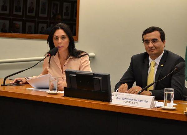 Comissão de Trabalho: Geovania de Sá é eleita vice-presidente