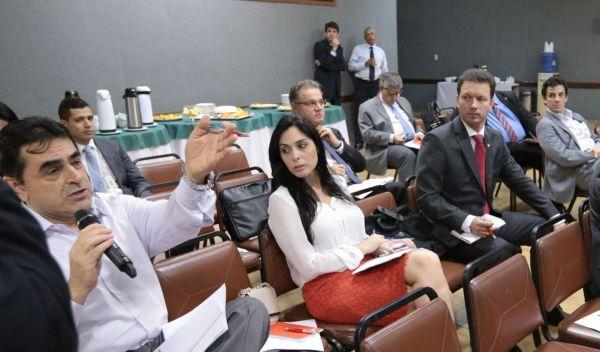 Deputada Geovânia de Sá participa da segunda etapa da oficina de planejamento estratégico do PSDB