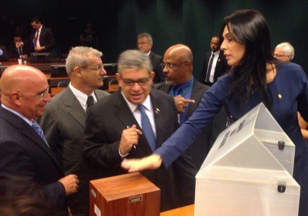 Geovânia de Sá é eleita titular da Comissão de Seguridade Social e Família