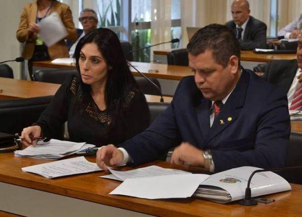 Geovania de Sá é designada para ser membro titular da Comissão de Trabalho do Parlasul