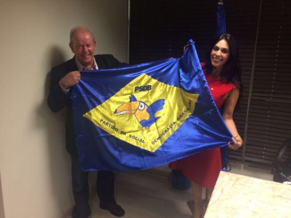 Geovania permanece no PSDB