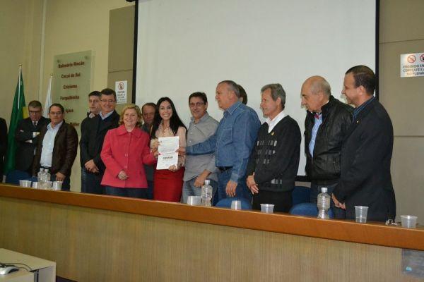 Geovania de Sá indica R$ 4,8 milhões em emendas para os municípios catarinenses