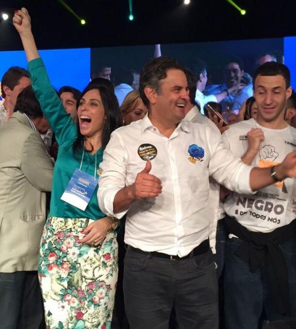 Convenção do PSDB define Geovânia de Sá como membro da executiva nacional